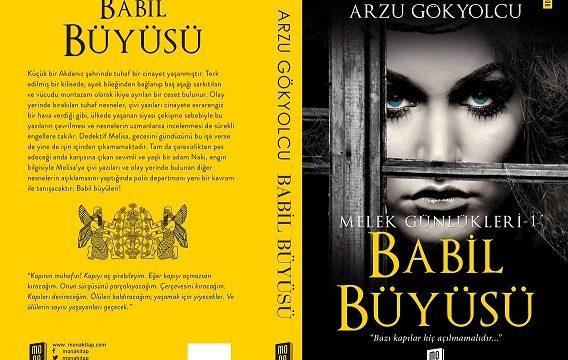 Babil Buyusu 3 568x360 - Melek Günlükleri 1 Babil Büyüsü roman hakkında