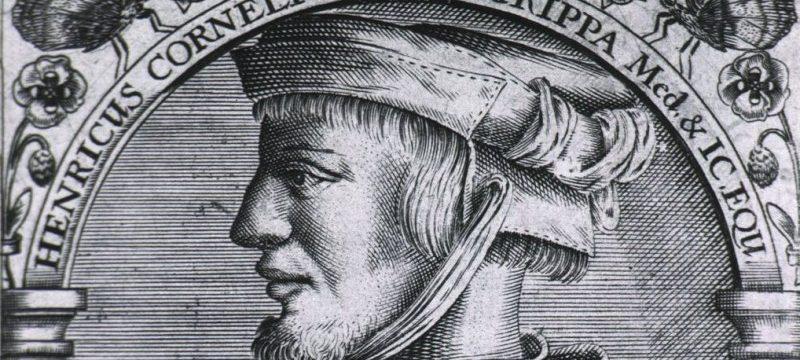 cornelius agrippa 800x360 - Cornelius Agrippa. Büyünün babası. İlginç kişilik