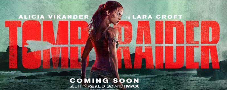 Tomb Raider 2018 - Tomb Raider 2018. Lara Croft maceraları sürüyor.