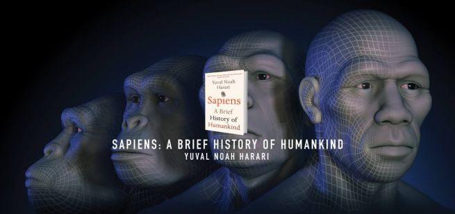 homo sapiens 1 - Yuval Noah Harari Hayvanlardan Tanrılara Sapiens.