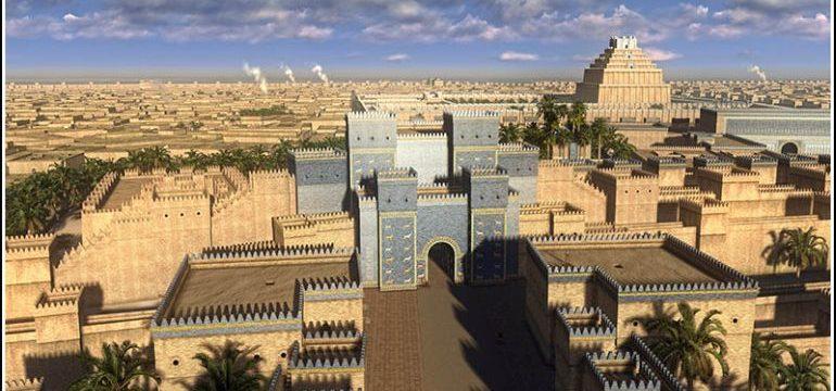 baabil 770x360 - Babil kültürü hakkında kısa video. İlginç bilgiler.