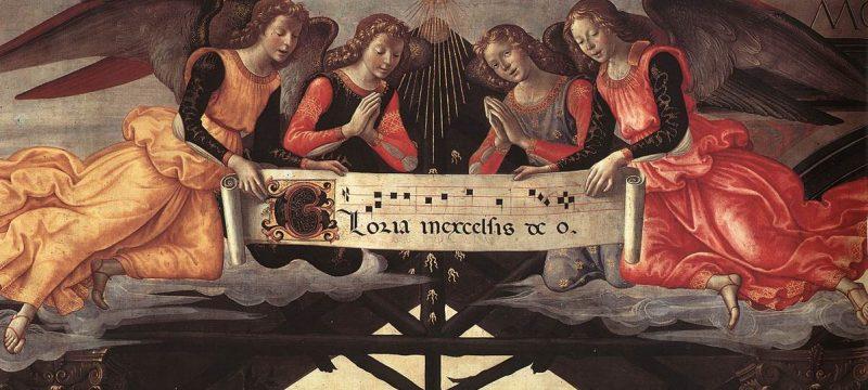Domenico 800x360 - Meleklerin ilahi söylediği iddia edilen ada.