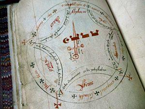 Aldaraia, The Book of Soyga. Gizemli el yazmaları.