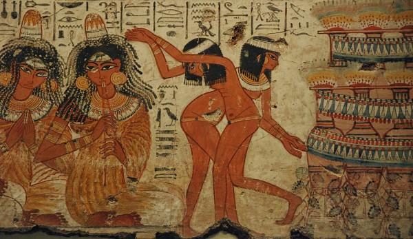 mısır aşk - Antik Mısır arpıyla çalınan antik Mısır aşk şarkısı. Video.