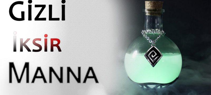manna 800x360 - Epifiz bezini en çok çalıştıran gizemli madde: Manna
