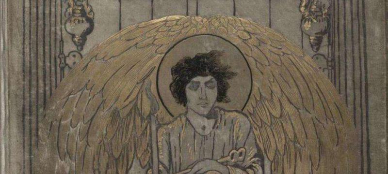 the raven 1884 800x360 - Gustave Dore ve Edgar Poe'nun Kuzgun eserinin resimlenmesi videosu