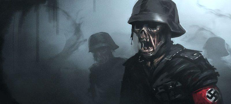 Nazi Zombie 800x360 - Nazilerin Gizli silahı. Şeytani proje, Ölümsüz ordu.