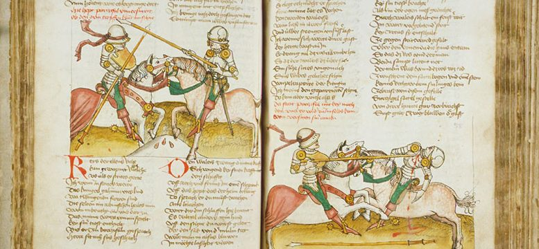 Parzival by Wolfram von Eschenbach King Arthur Holy Grail 7 777x360 - KATHAR HAZİNELERİ/ Kutsal Kase söylenceleri gerçek mi?