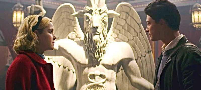 Chilling Adventures Of Sabrina Satantic Temple 798x360 - Karanlık Taraf yoluyla Günlük etkilenmeler.