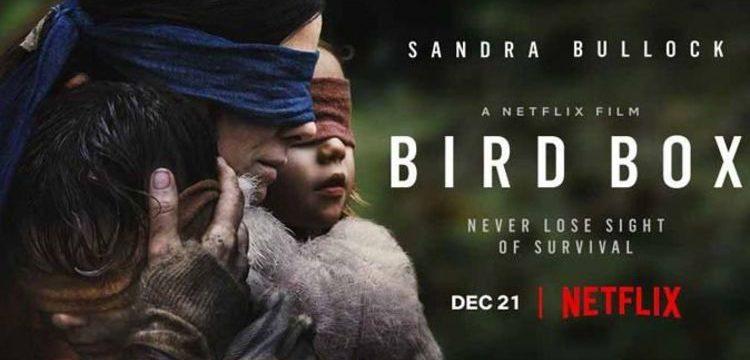 bird box netflix 750x360 - Kafes kitabı ve filmi hakkında kısa bilgi