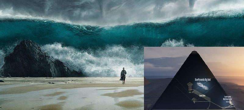 MUSA blog 2 - Kızıldeniz'in yarılması  /Kızıldeniz Mısır Piramitlerindeki enerjiyle mi ikiye ayrıldı?
